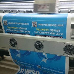 Sản phẩm in pp quảng cáo của KAP