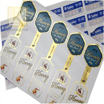 Các tiêu chí để đánh giá in tem decal độc đáo