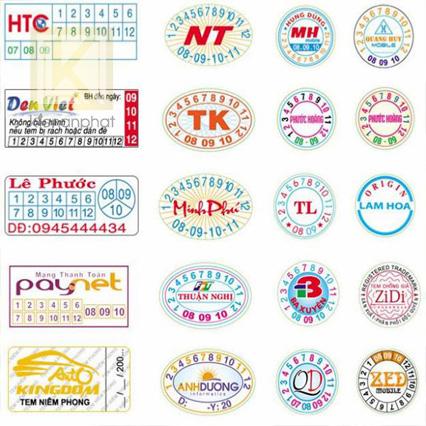 In tem bảo hành giá rẻ lấy liền